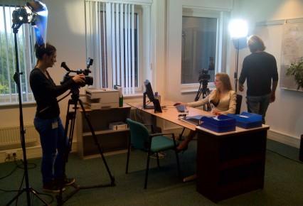videoproductie, bedrijfsfilm