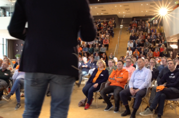 Event Registratie Video Leiden