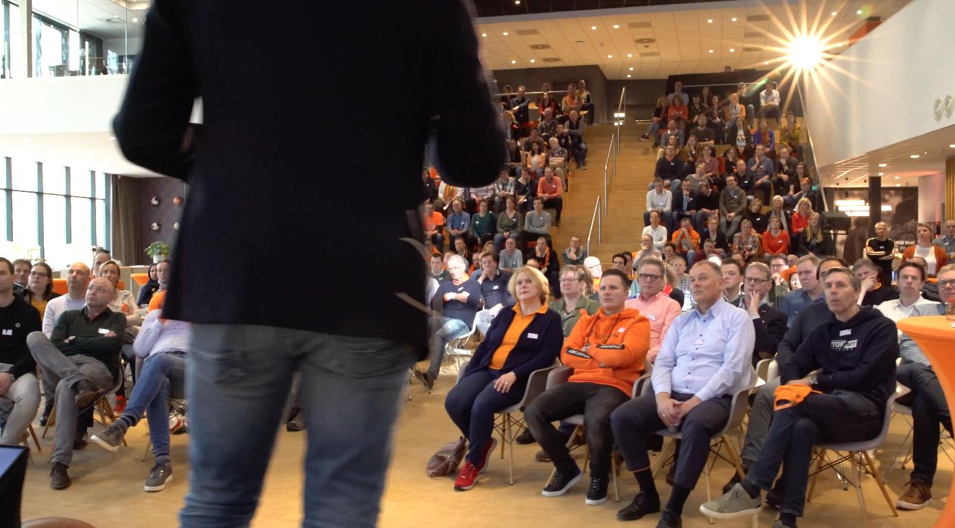 Event Registratie Video Leiden